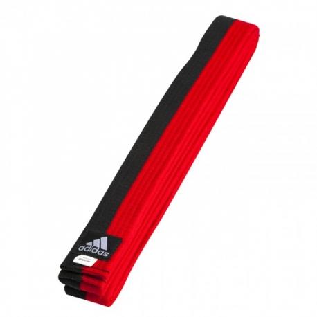 adidas Taekwondo Poomband Black / Red
