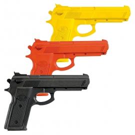 Plastic gun, 3 colors