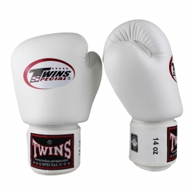 TWINS BOXING GLOVES WHITE