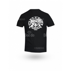 Karate Traditional Black T-Shirt