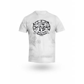 Karate Traditional White T-shirt
