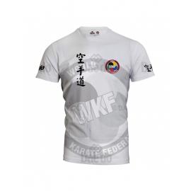 WKF Full Print T-Shirt White