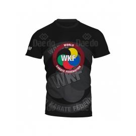 WKF Full Print T-Shirt Black