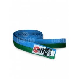 Belt Green-Blue Daedo