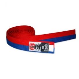 Belt Blue/Red Daedo