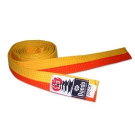 Belt Yellow-Orange Daedo