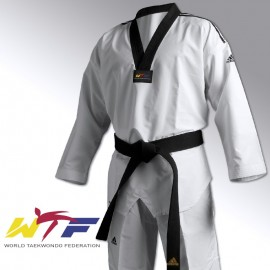Dobok de taekwondo Adi fighter adidas