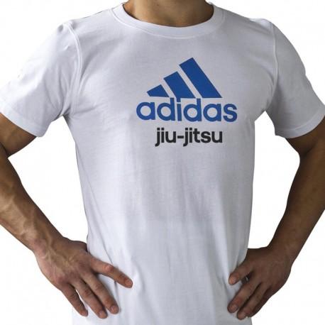 T-shirt jiu-jitsu adidas
