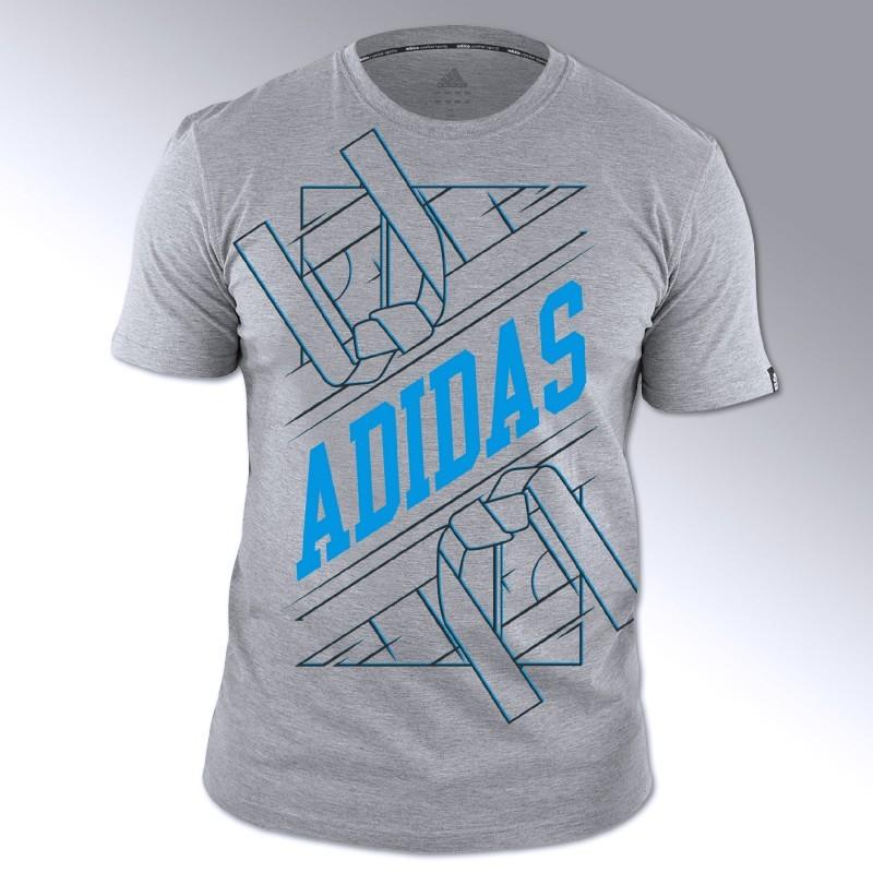 67c1e7d54d501 Tee Shirt adidas arts martiaux ADITSG1 - Adisport