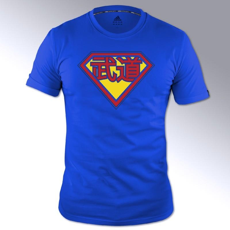 3fe57d123343e Tee Shirt adidas arts martiaux ADITSG3 - Adisport