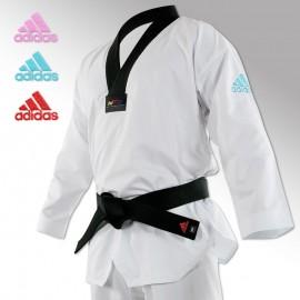 Dobok taekwondo Adi-Contest couleurs adidas