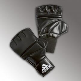 Cut finger bag gloves + gel adidas