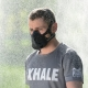 Training Mask Noir/Gris
