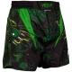 Venum Green Viper Fightshorts - Black/Green