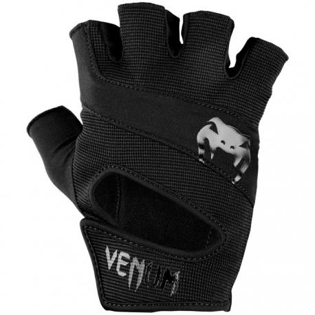 Gants d'entrainement Venum Hyperlift - Noir/Noir