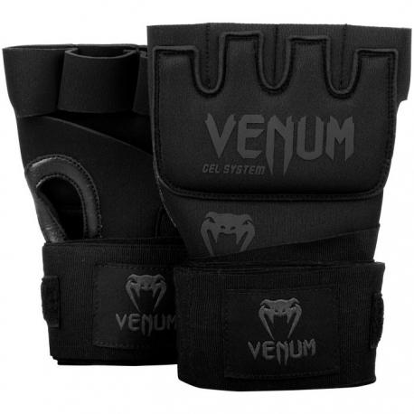 Sous-gants Venum Gel Kontact - Noir/Noir