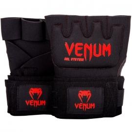 Sous-gants Venum Gel Kontact - Noir/Rouge