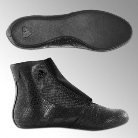 """Chaussures de boxe française """"Compétition"""" adidas"""