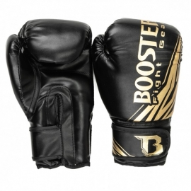 Gants de Boxe BT CHAMPION NOIR Booster