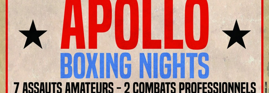APOLLO BOXING : L'APOLLO TRIO